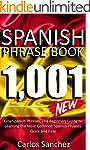 Spanish Phrase Book: 1001 Easy Spanis...