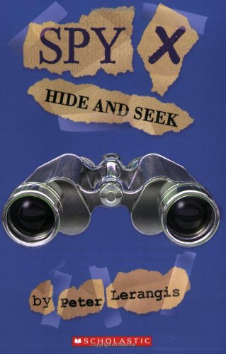 Hide And Seek (Spy X, No. 2) front-1005580