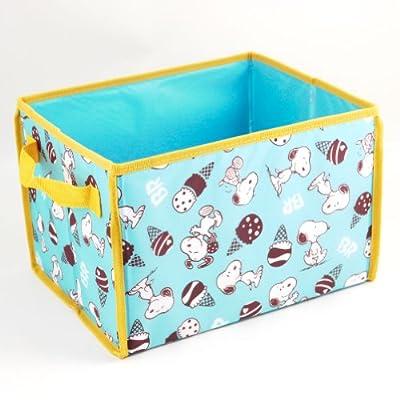 Snoopy Storage box: Baskin Robbins Ice Cream