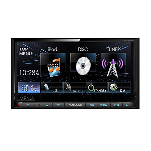 KENWOOD MP3/WMA/AAC/WAV対応DVD/CD/USBレシーバー DDX6015