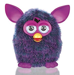 Furby Purple from Hasbro