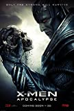 X-men Apocalypse (Bilingual) [Blu-ray + Digital Copy] - Imported