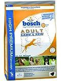 Bosch 44026 Hundefutter Adult Lamb und Rice 3 kg
