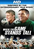 When the Game Stands Tall (AIV)