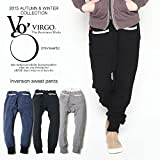(ヴァルゴ) VIRGO Inversion sweat pants GRAY 2