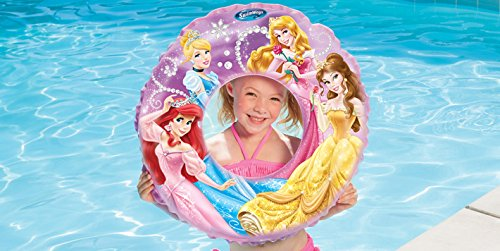 Disney Princess 3-D Graphics Swim Ring & Swimmies (Arm Floats)