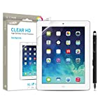 Ipad 3 and 4 Screen Protector Sentey® Clear Hd High Definition Tablet Ls-14112 Bundle with Free Metal Stylus Touch Screen Pen {Lifetime Warranty}