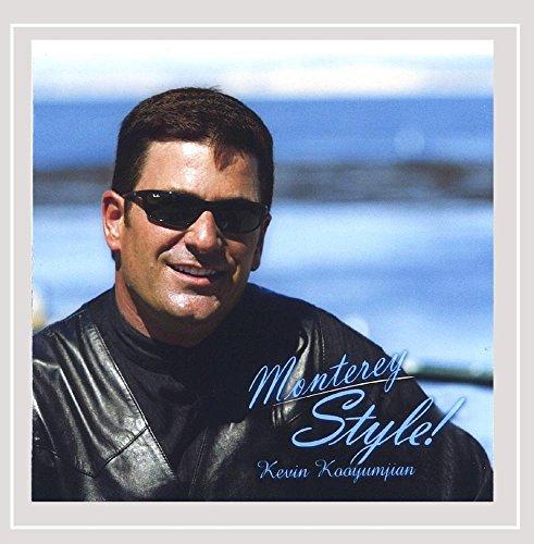 CD : KEVIN KOOYUMJIAN - Monterey Style