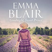 Goodnight Sweet Prince Audiobook by Emma Blair Narrated by Jilly Bond