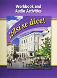 img - for Asi se dice: Glencoe Spanish 1 (Spanish Edition) book / textbook / text book