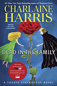 "Cover of ""Dead in the Family (Sookie Stac..."