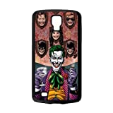 Joker Batman Samsung Galaxy S4 Active i9295 Case Cover Protecter - Retail Packaging - Durable Plastic