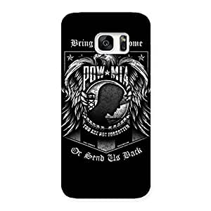 Delighted Brign Power Back Case Cover for Galaxy S7 Edge