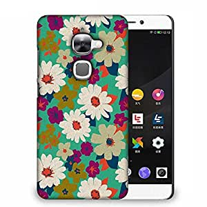 Snoogg vintage flowers Designer Protective Back Case Cover For Samsung Galaxy J1