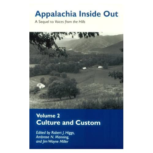 Appalachia Inside Out V2: Culture Custom (Vol. 2, Culture and Custom)