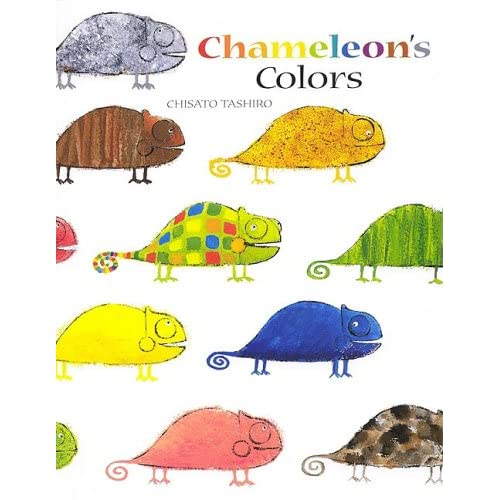 Happily Ever Tales Children S Book Review Chameleon S Colors Children S Books About Colors