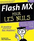 echange, troc Gurdy Leete, Ellen Finkelstein - Flash MX pour les nuls