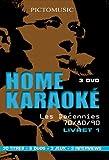echange, troc Coffret home karaoke, les decennies 70/80/90, vol. 1