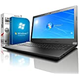 Lenovo (15,6 Zoll) Notebook (Intel N2840 Dual Core 2x2.58 GHz, 8GB RAM, 750GB S-ATA HDD, Intel HD Graphic, HDMI, Webcam, Bluetooth, USB 3.0, WLAN, Windows 7 Professional 64 Bit) #4984