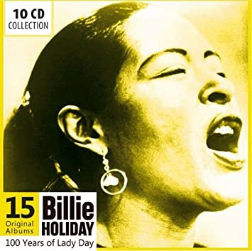 100 años del nacimiento de Billie Holiday 51B74PtO-mL._SX355_