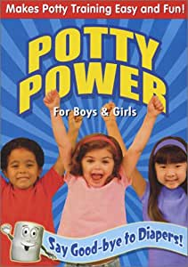 Potty Power: For Boys & Girls [Import]