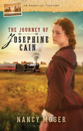 Image of The Journey of Josephine Cain (American Tapestries series) (An American Tapestry)