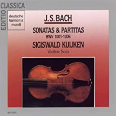 Partita for Solo Violin No. 2 in D minor, BWV 1004: Giga