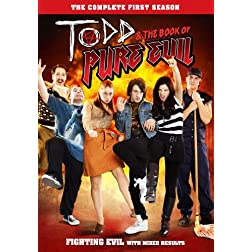 Todd & The Book Of Pure Evil - The Complete First Season