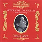 Victoria de Los Angeles: Spanish Songs