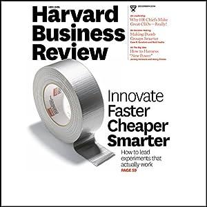 Harvard Business Review, December 2014 Periodical