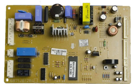 Lg Electronics 6871Jb1284M Refrigerator Main Pcb Assembly back-584111