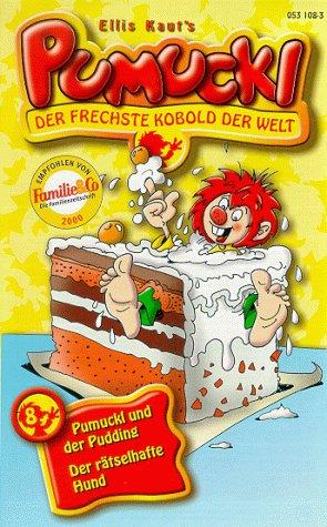Meister Eder und sein Pumuckl 8: Pumuckl und der Pudding/Der rätselhafte Hund [VHS]