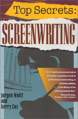 Top Secrets: Screenwriting, Jurgen Wolff