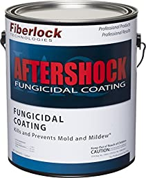 Fiberlock - Aftershock - EPA Registered Fungicidal Coating - 1 Gallon - 8390