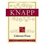 2012 Knapp Winery & Vineyard Finger Lakes Cabernet Franc 750 mL