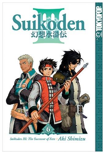 Suikoden III: The Successor of Fate, Vol. 6 (Suikoden III)