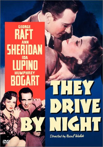 They Drive By Night [DVD] [1940] [Region 1] [US Import] [NTSC]