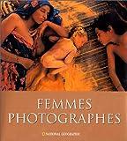 Photo du livre Femmes photographes