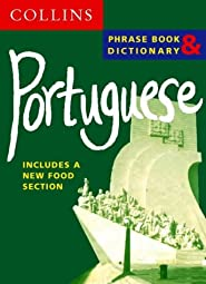 Portuguese Phrase Book and DictionaryUK Collins