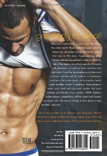 Hot Jocks: Gay Erotic Stories