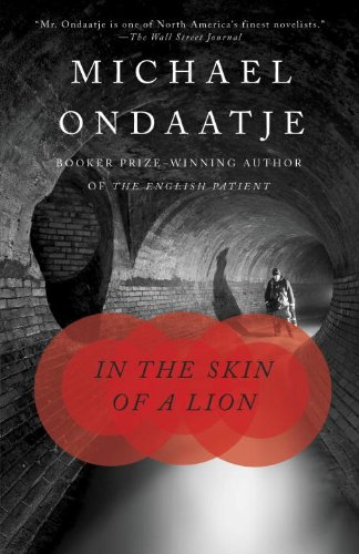 in the skin of a lion essay essays on love in the skin of a lion