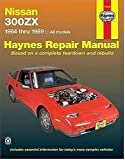 Homer Eubanks Nissan 300ZX All Models 1984-89 Automotive Repair Manual (USA service & repair manuals)