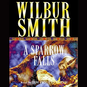 A Sparrow Falls Audiobook