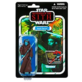 Aayla Secura VC58 Star Wars Vintage Collection Action Figure
