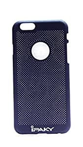 Case Creation TM Ultra Thin Slim Fit Hard Back Shell IPAKY Case Cover Net Dotted Hybrid Gel fashion Woven hollow MESH out [Heat Radiation Function] Hybrid Shockproof Protective Heat Dissipation Case for Apple iPhone 6 / Apple iphone 6S