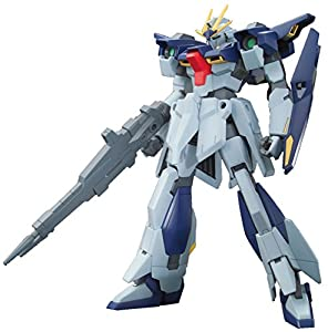 "Bandai Hobby HGBF Lightning Gundam ""Gundam Build Fighters Try"" Action Figure (1/144 Scale)"