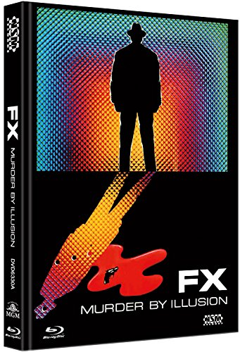 F/X Tödliche Tricks - uncut (Blu-Ray+DVD) auf 333 limitiertes Mediabook Cover A [Limited Collector's Edition]