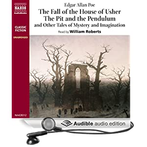 Fall of the House of Usher  and The Pit & The Pendulum - Edgar Allen Poe