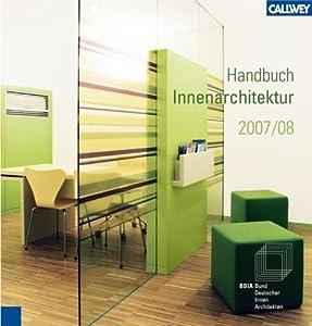 Handbuch innenarchitektur 2007 2008 bund bund for Innenarchitektur computerprogramm
