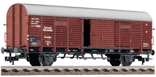 Fleischmann 5308 - Gedeckter Güterwagen Bauart Gl Dresden DRG